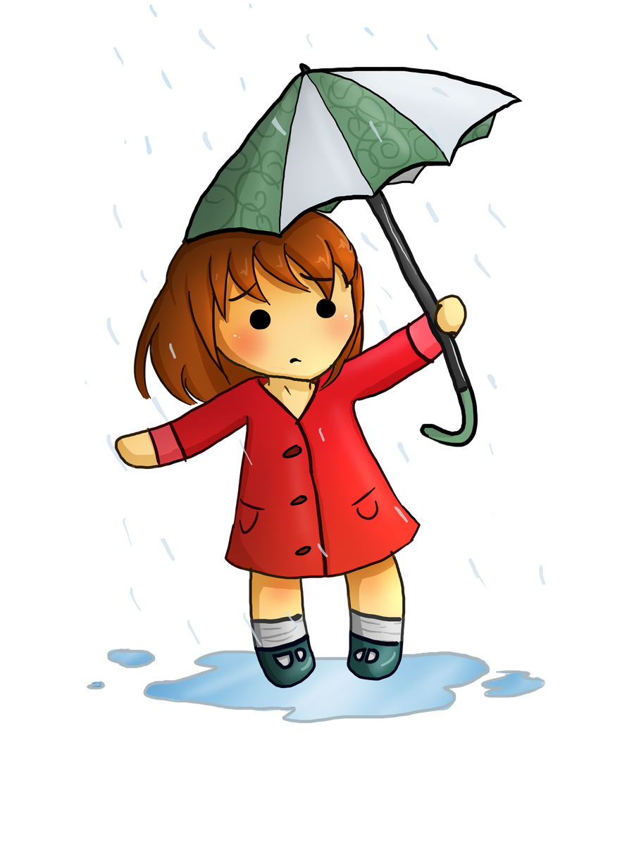 Rain Rain Go Away by Mickey-Spectrum on DeviantArt