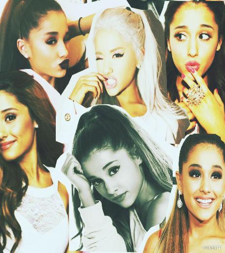 Collage tipo tumblr de Ariana Grande-Collage #O4 by ...