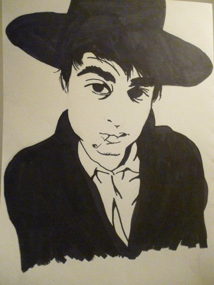 Who the f*ck is  Peter Doherty by manosdemonkey