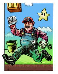 It's Ah-me, Mario!