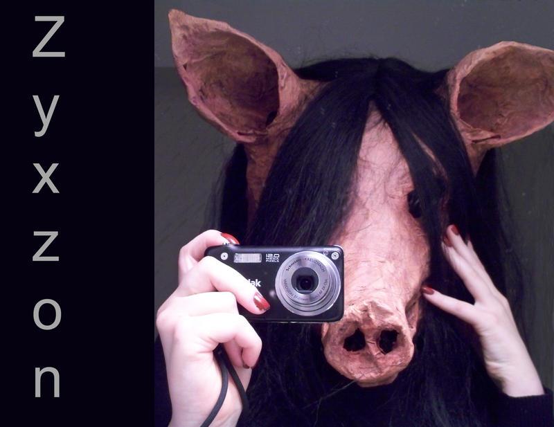 Piggeh by zyxzon