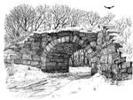 Suncook Stone Arch Bridge... Finished