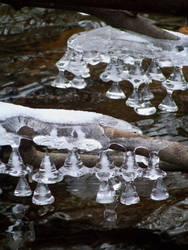 River Ice 3-7-16 I by UmaNHamU