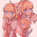 inspo by Alice ,Touhou
