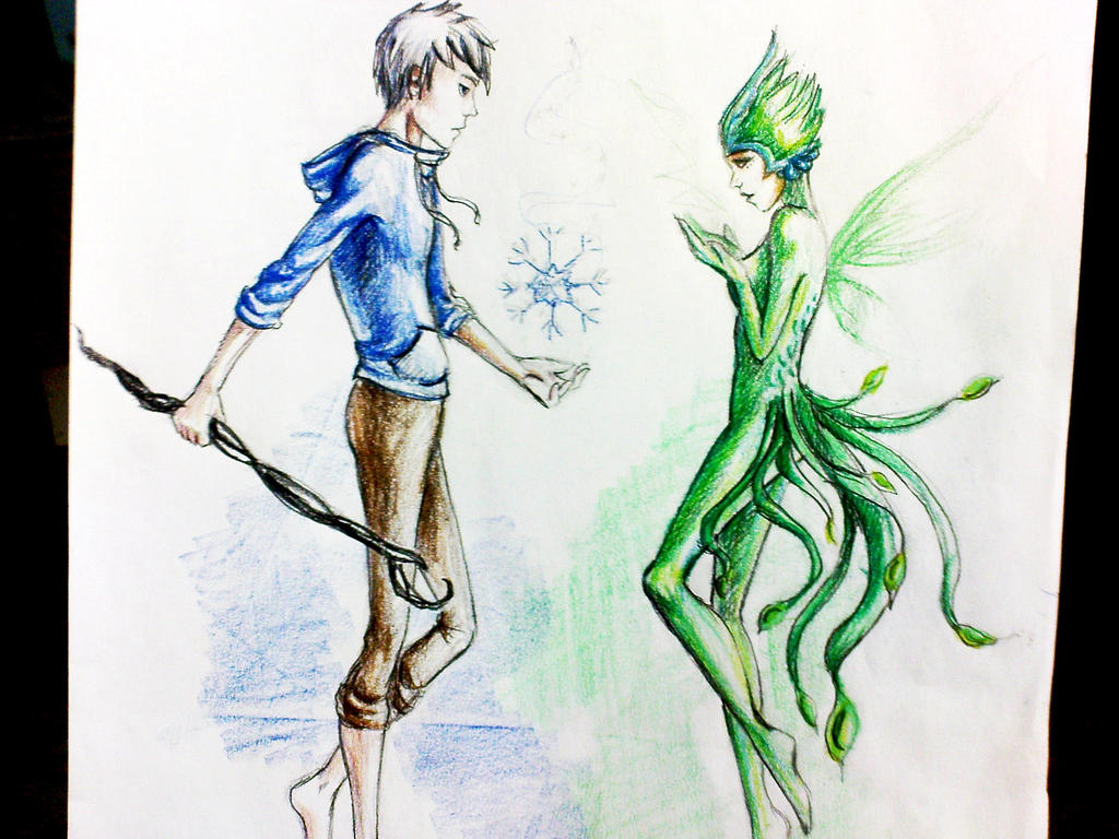 jack frost and tooth fairy fanfiction - photo #26