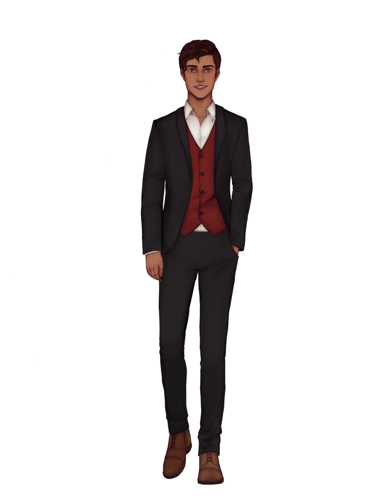 suit no tie by black labrador on deviantart