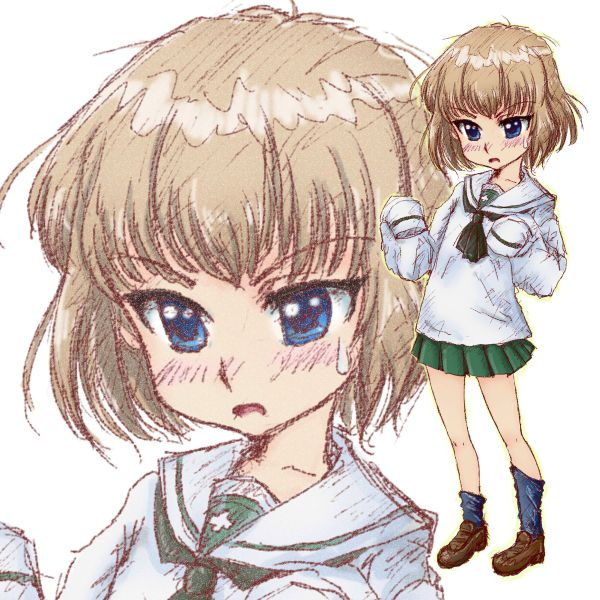 Girls und panzer Katyusha by chindefu