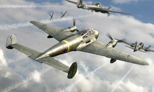 Arado - ArE.561 by Oxygino