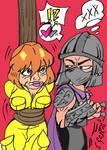 shredder x april
