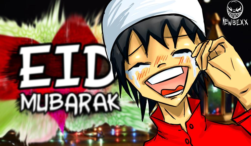 EID MUBARAK!! 2017 by newbexx