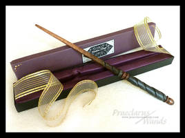 Handmade Wand ''Praeclarus'' by PraeclarusWands