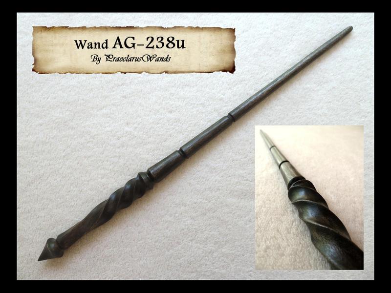 AG-238u by PraeclarusWands