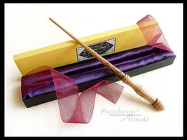 Handmade Wand - The Wand of Molly Hooper by PraeclarusWands