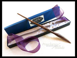 Handmade Wand ''Dragon's tooth'' by PraeclarusWands