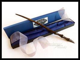 Handmade Wand ''Black Claw'' by PraeclarusWands