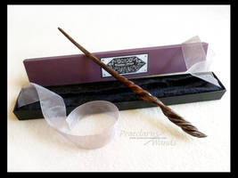 Handmade Wand ''Gandalf'' by PraeclarusWands