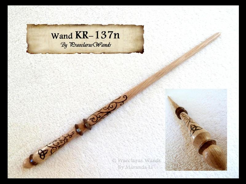 KR-137n by PraeclarusWands