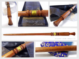 Law and Order - Wand Details