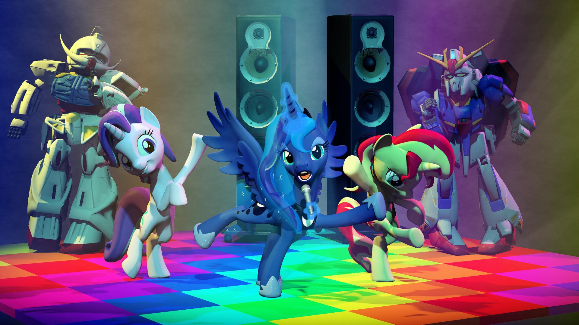 [GMOD] Seven Colors Dance Stuff by Tehwatever