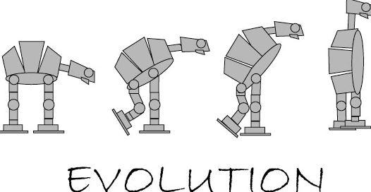 Evoluce by saboocz