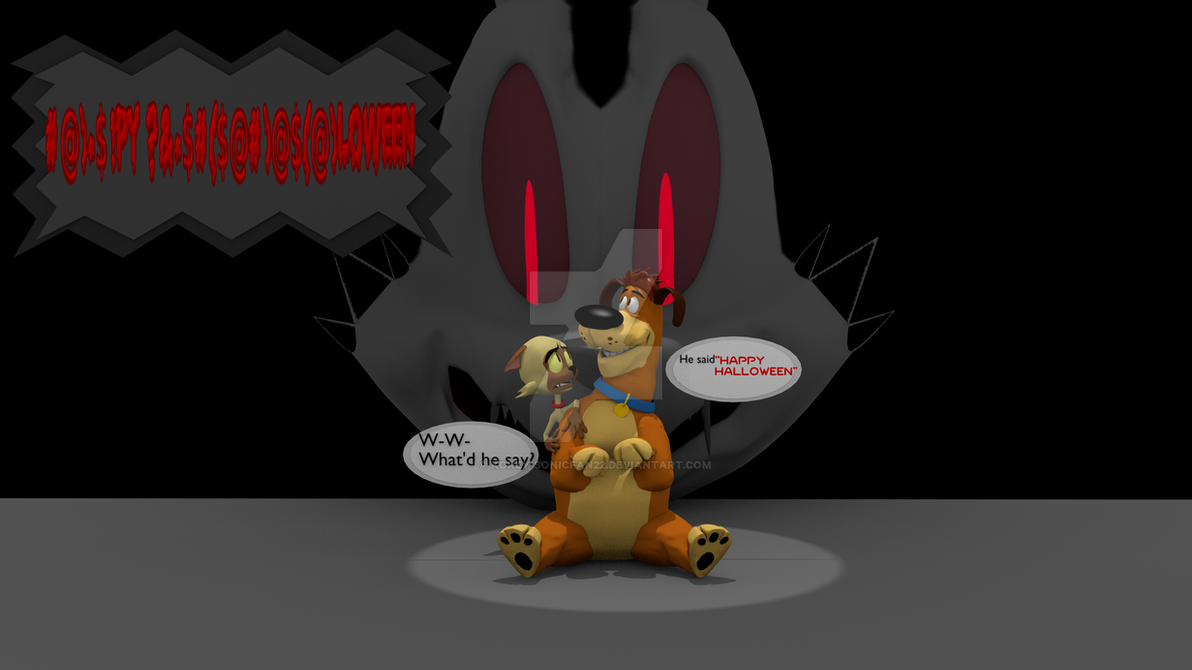 Bunnicula's Halloween by Korey-SonicFan22