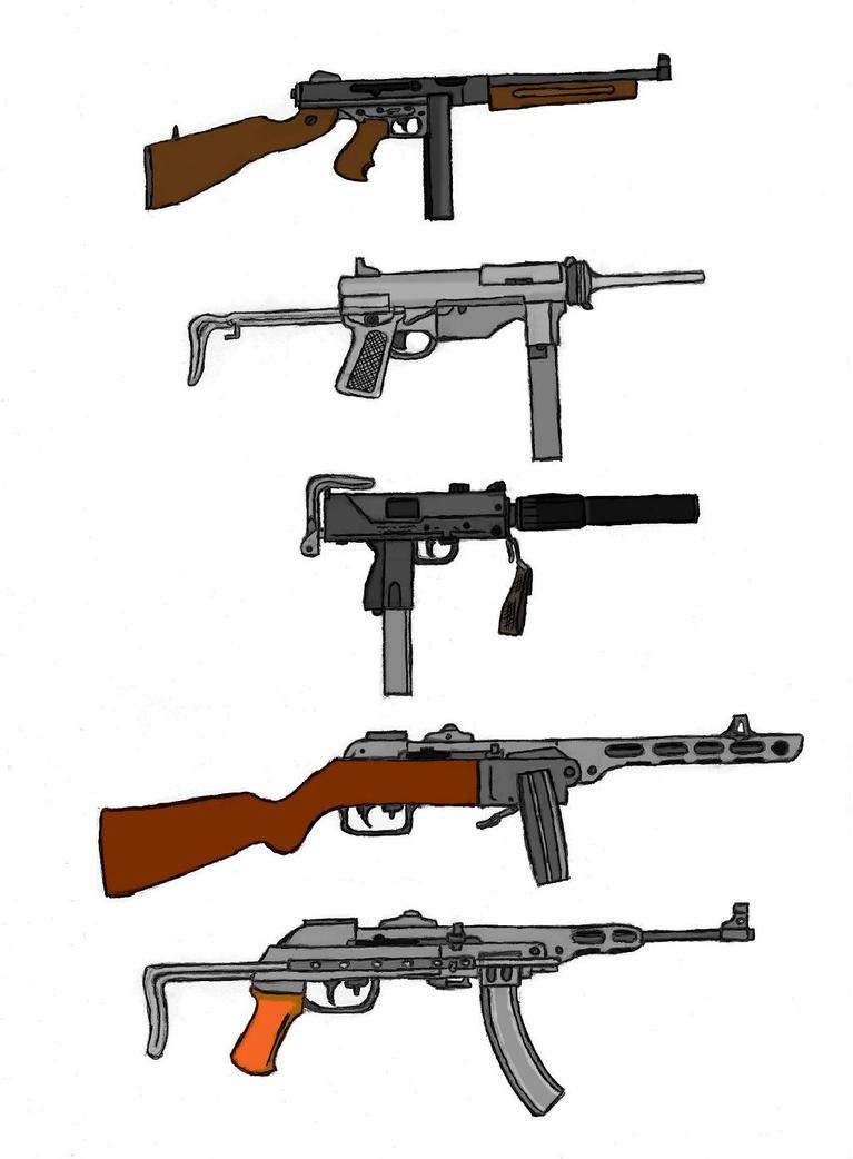 Weapons of Vietnam Part II by GangsterLovin