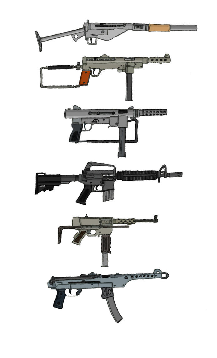 Weapons of Vietnam Part III by GangsterLovin