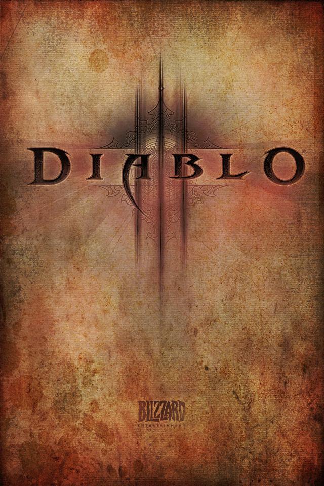 Diablo III iPhone Wallpaper by Raykage on DeviantArt