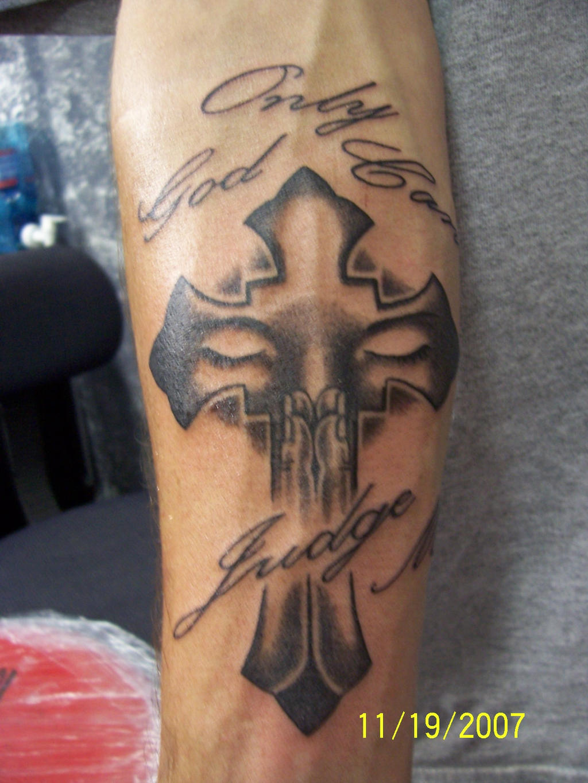 Only God Can Judge Me By Inkjunky5 On DeviantArt