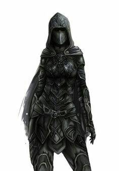 Night Knight by ThaliaGrey