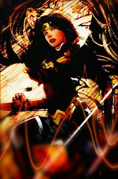 Warrior by ThaliaGrey