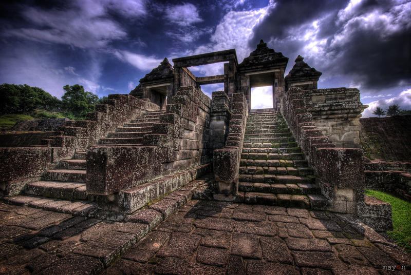hdr - ratu boko 01 by mayonzz