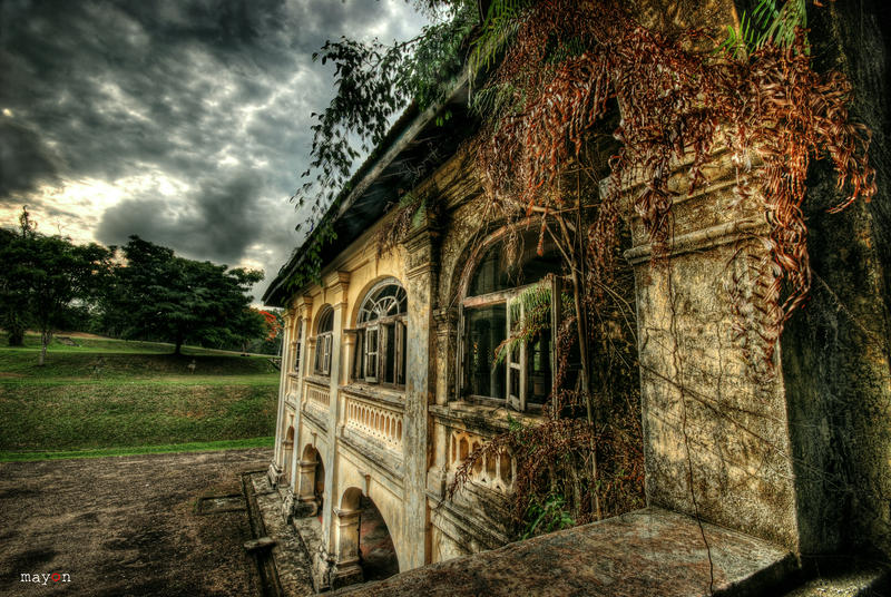 hdr - balai zaharah 04 by mayonzz