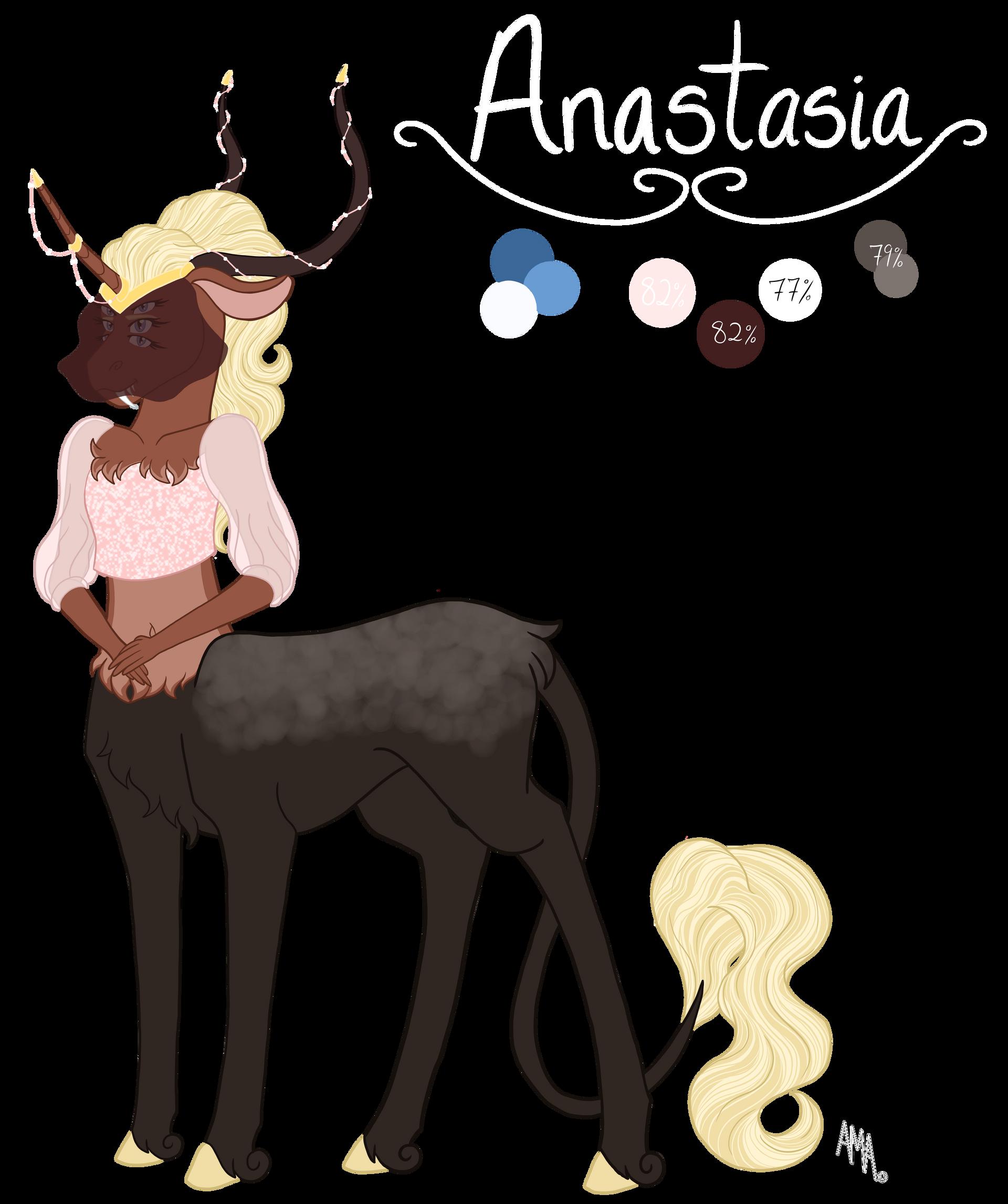 ??verse: Anastasia