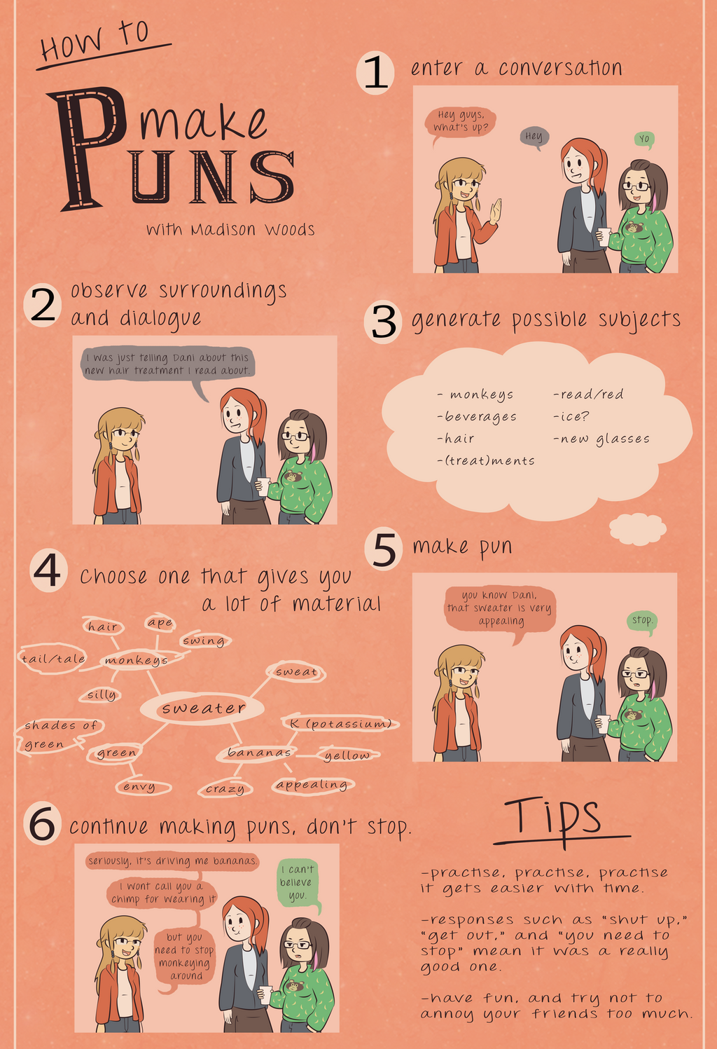 How to poster by Izoona on DeviantArt