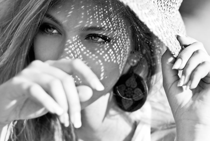 summer portrait by DenisGoncharov