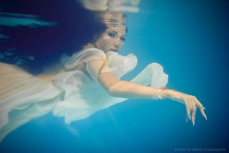 weightlessness by DenisGoncharov