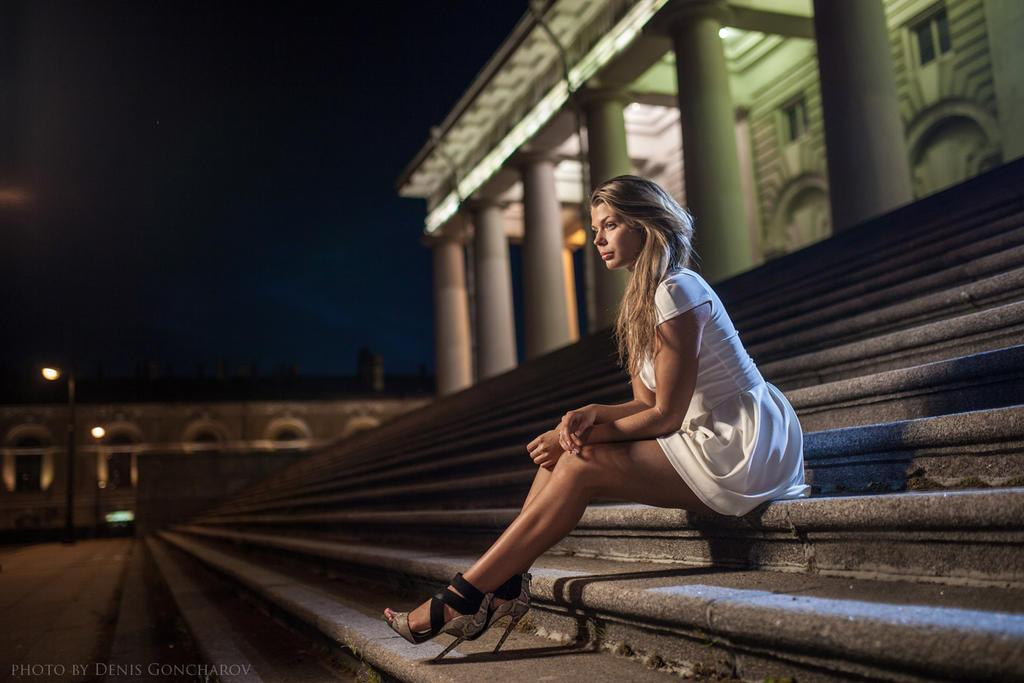 St-Petersburg's night 3 by DenisGoncharov