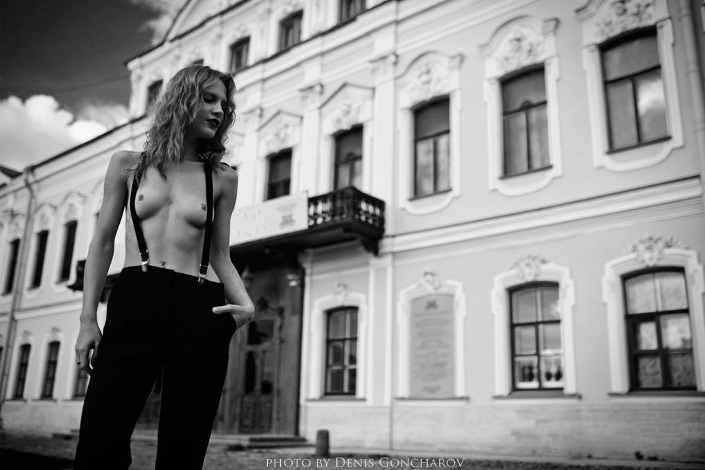 city portrait 2 by DenisGoncharov