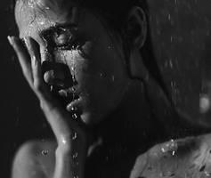 wet portrait by DenisGoncharov