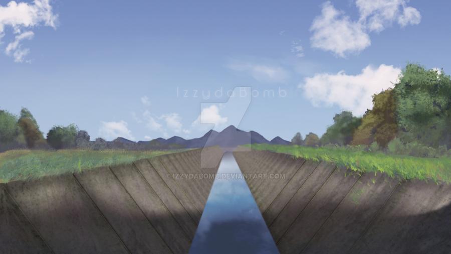 Canal by IzzydaBomb