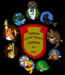 Guardians of Hope by redliger