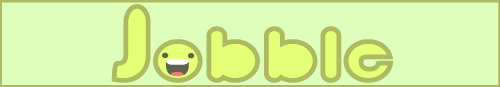 Jobble Logo by Jobab