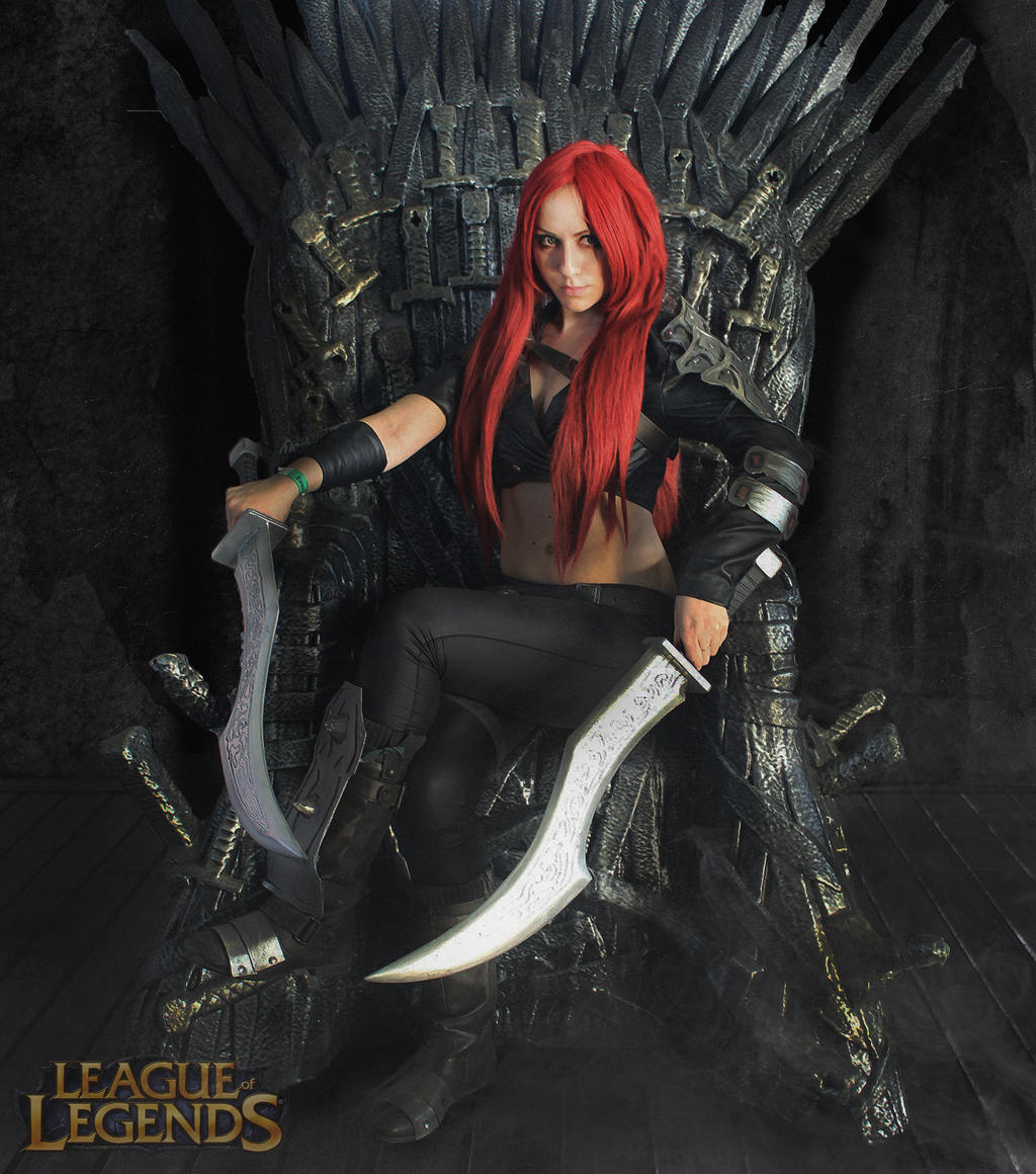 Katarina by Fennix483