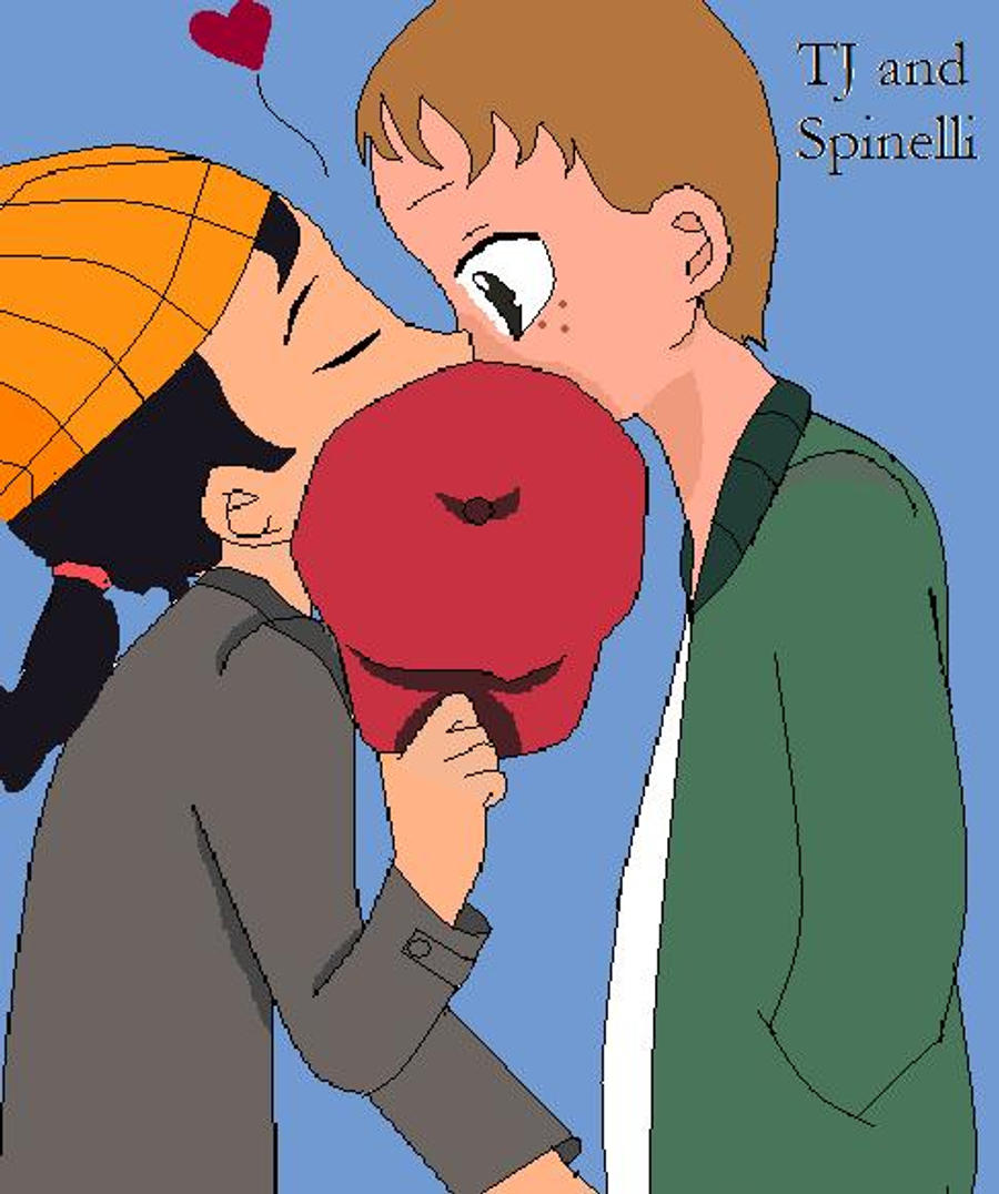 soccvreu TJ_and_Spinelli_by_GothicRoseArtist16
