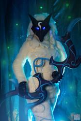 Kindred (Lamb) - League of Legends