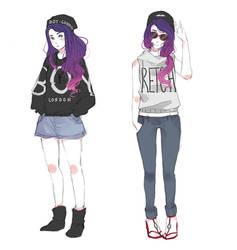 Ari Fashion by seyunaa
