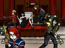 Killjoys are here by MiiBT