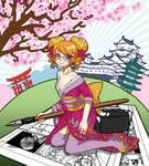 Cartel Salon del Manga 2011