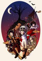 Happy Halloween 2013 by MiiBT